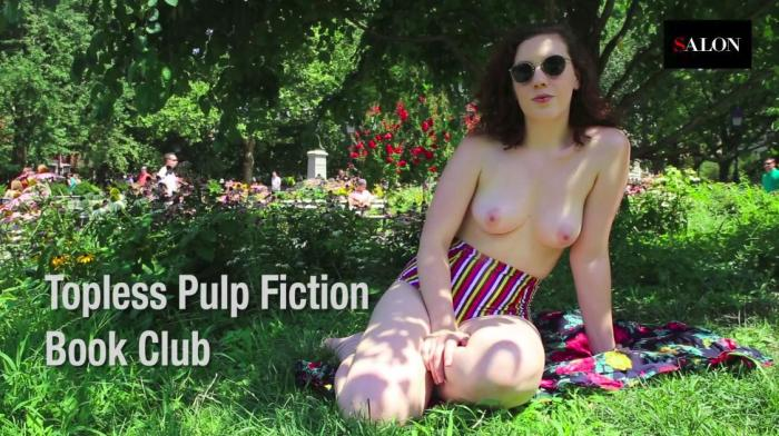 topless-pulp-fiction-bookclub